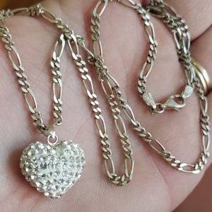 Amazing Sterling necklace!